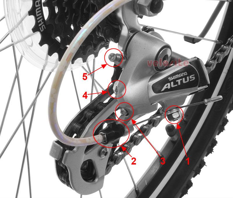размер лапка на велосипед для передачи скоростей добавки классификация